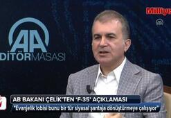 AB Bakanı Çelik, F-35lerin teslimine ilişkin açıklama yaptı