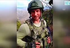 Şehit Bahattin Baştandan operasyon öncesi duygulandıran video