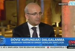 Başbakan Yardımcısı Mehmet Şimsekten flaş açıklamalar