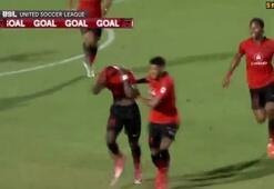 Jason Johnsondan harika vole golü