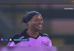 Ronaldinho mest etti