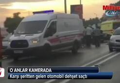 Rusyada dehşet verici kaza