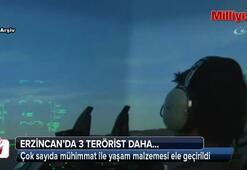 3 terörist daha