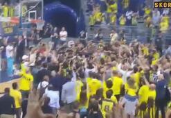 Ve Fenerbahçe şampiyon...