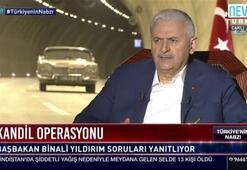 Başbakan Yıldırımdan Kandil Operasyonu açıklaması