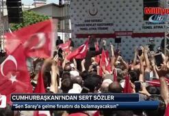 Cumhurbaşkanı Erdoğandan sert açıklama: Bay Kemal kuzu kuzu geldi Ama sen...