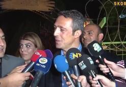 Ali Koç: Beklentilerinizi karşılayamadıysam özür dilerim