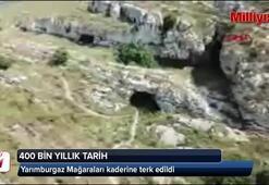 İstanbulda 400 bin yıllık tarih kaderine terk edildi