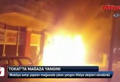 Tokata mağaza yangını