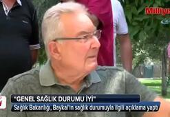 Sağlık Bakanlığından 'Deniz Baykal' açıklaması
