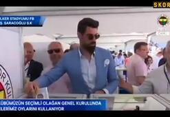 Volkan Demirel oy kullanmak için Kadıköyde