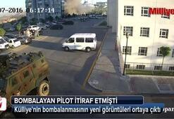 Külliyenin bombalanmasının yeni görüntüleri ortaya çıktı