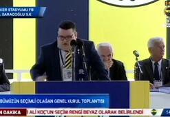 Oktay Uludoğan: Fenerbahçenin gelecekteki başkanı olacağım