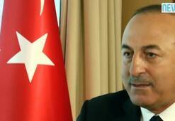 Bakan Çavuşoğlu İngiliz gazeteciyle tartıştı