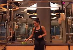 Sıkı kollar ve güzel omuzlar için basit pilates hareketleri