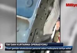TSKdan kurtarma operasyonu