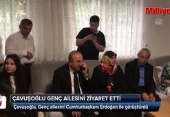 Cumhurbaşkanı Erdoğan, Genç ailesiyle telefonda görüştü