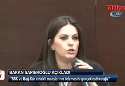 Bakan Sarıeroğlu'ndan bayram ikramiyesi müjdesi