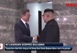 İki liderden sürpriz buluşma