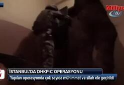 İstanbul'da saldırı hazırlığındaki DHKP-Clilere operasyon