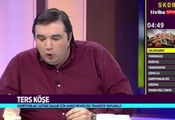 Ali Ece: Galatasarayın Ujfalusi tipi, Popescu tipi bir stoper alması lazım