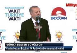 Cumhurbaşkanı Erdoğan: Hakkaniyetli yaklaşımımızı devam ettireceğiz