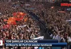 AK Partinin aday tanıtımı 24 Mayıs'ta