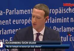 Zuckerberg Rusyayı itiraf edip özür diledi