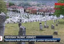 Saraybosna'daki Osmanlı şehitliği yeniden düzenleniyor