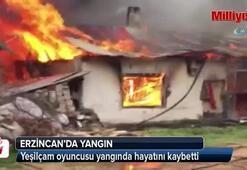 Yeşilçam oyuncusu yangında hayatını kaybetti