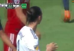 Ibrahimovic direği geçemedi