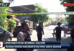 Endonezyada bombalı saldırı
