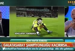 Ahmet Çakarın Galatasaray rüyası...