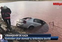 Viranşehirde kaza