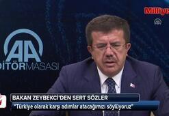 Türkiyeden ABDye tedbir resti
