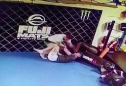 Conor McGregordan şok saldırı