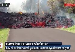 Hawaiide felaket sürüyor
