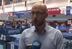 Türkiye Masa Tenisi Federasyonu'nun hedefi dünyada Süper Ligde olmak
