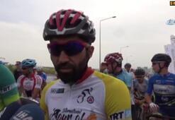 Pedallar Diyarbakır'da dönecek