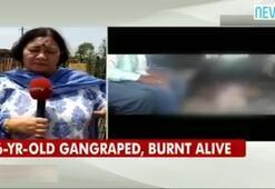 Toplu tecavüze uğrayan genç kızın yakılmış cesedi bulundu
