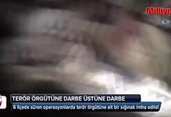 Diyarbakır'da terör örgütüne darbe üstüne darbe vuruluyor