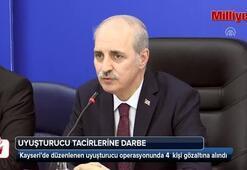 Bakan Kurtulmuş: Milletin iradesi Erdoğanı ilk devlet başkanı seçecektir