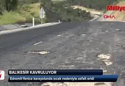 Bu görüntüler Türkiyeden İlçe kavruluyor...