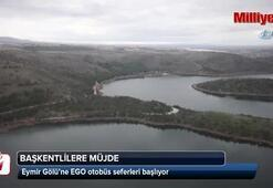 Eymir Gölü'ne EGO otobüs seferleri başlıyor
