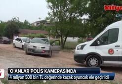4 milyon 500 bin liralık kaçak oyuncağa polis baskını