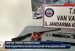 Vanda terör operasyonu