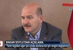 İçişleri Bakanı Soylu'dan 1 Mayıs açıklaması