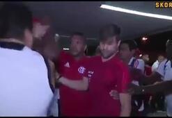 Eski Fenerbahçeliye saldırı girişimi