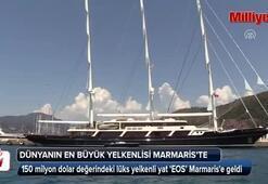 Dünyanın en büyük yelkenlilerinden EOS Marmariste