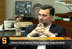 Skorer TV Özel - Hakan Ünsal Üçüncü Bölüm